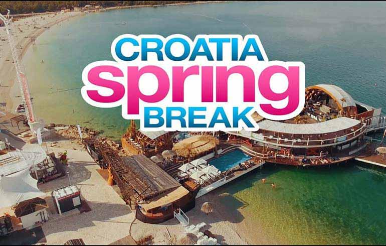 Image result for croatia spring break festival 2018