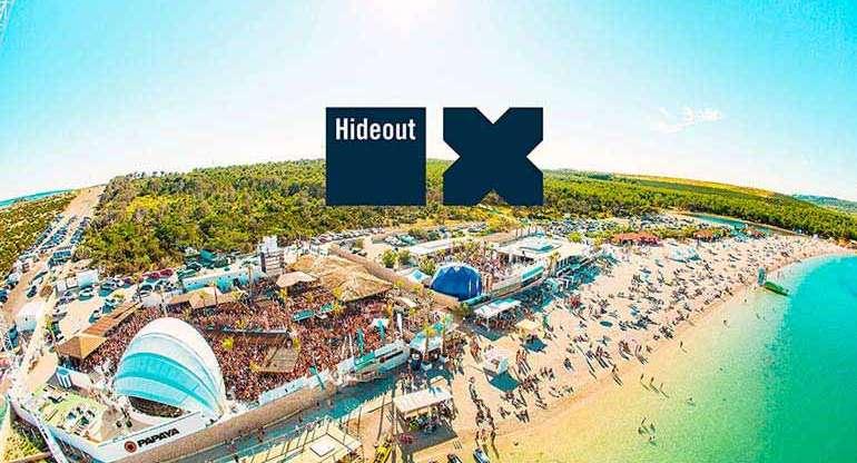 Hideout Festival 2018